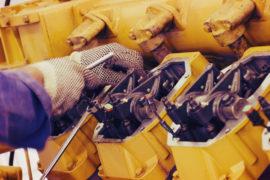 mecanique engin chantier tp