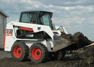 chargeur compact bobcat s130